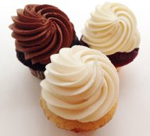 classic collection cupcakes trio