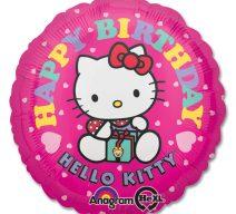 Hello Kitty Birthday Mylar