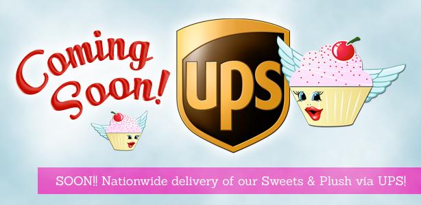 UPS SHIPPING COMING SOON