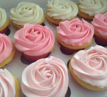 Everything Roses Cupcakes