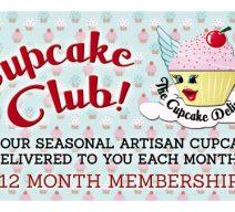 cupcake club card-12m