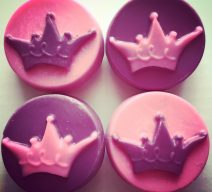 Princess Crown Oreos