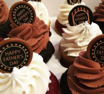Classic Father's Day Cupcakes