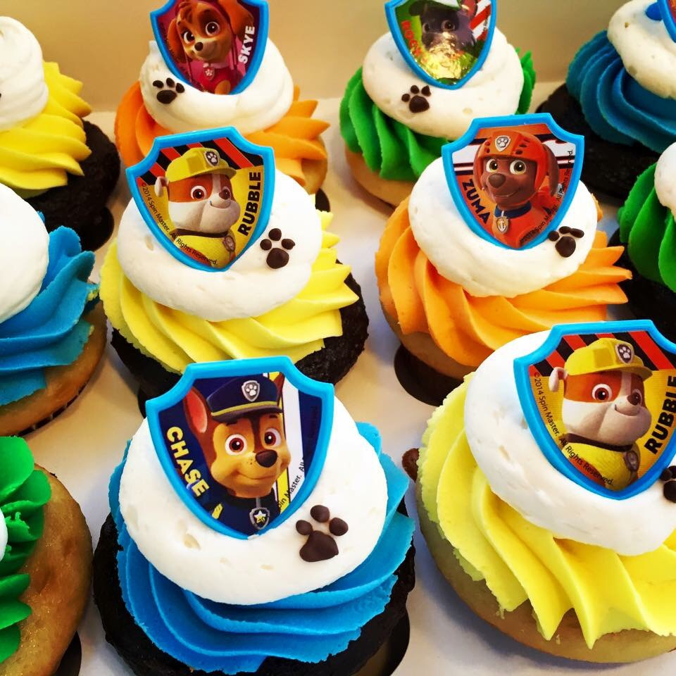 Paw Patrol® Cupcakes! – The Cupcake Delivers