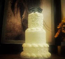 Wedding Cake 3 Tier