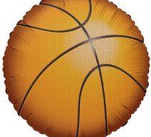 Basketball Mylar Balloon