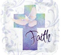 Faith Balloon