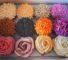 Flower Cupcake Assortment