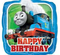 Thomas the Tank Engine Birthday Balloon
