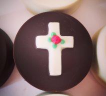 Cross Chocolate Covered Oreos