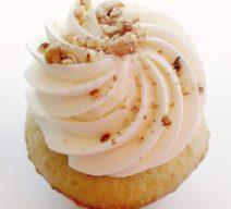 Butter Pecan Cupcake