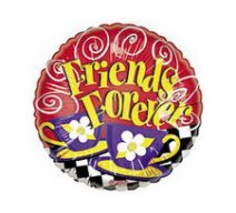 friends forever friendship balloon