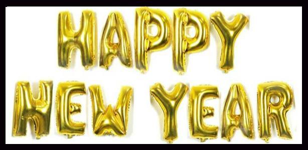 New Year Slider 2017