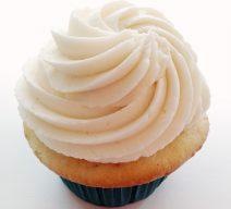 Vanilla Victory Cupcake