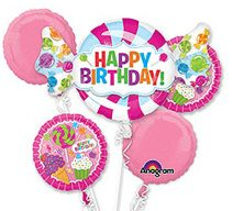 Order sweet shop balloon bouquet for delivery! We're located in Fairfax, Virginia and deliver our cupcakes, balloons in Northern VA and the DC area: Aldie, Annandale, Arlington, Alexandria, Ashburn, Bristow, Burke, Chantilly, Clifton, Centreville, Fairfax, Fairfax Station, Falls Church, Gainesville, Great Falls, Haymarket, Herndon, Manassas, Mclean, Oakton, Reston, Springfield, Sterling, South Riding, Tysons, Vienna and Washington DC