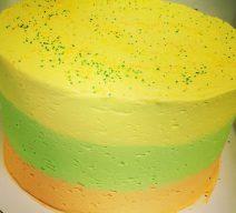 Sherbert Summer Cake