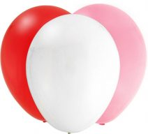 Blushing Latex Balloons delivered
