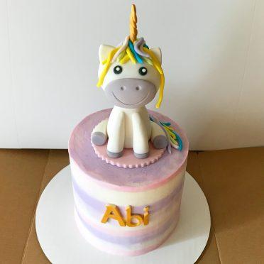 Dreamy Unicorn Cake