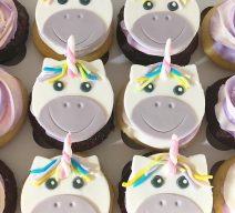 Dreamy Unicorn Cupcakes