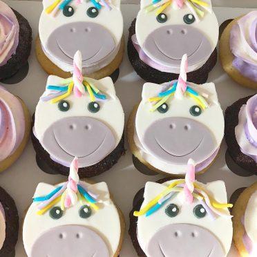 Dreamy Unicorn Cupcakes