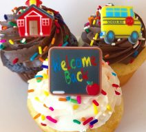 Order Back to School cake pops for delivery! We are located in Fairfax, Virginia and deliver our back to school cupcakes, balloons in Northern VA and the DC area: Aldie, Annandale, Arlington, Alexandria, Ashburn, Bristow, Burke, Chantilly, Clifton, Centreville, Fairfax, Fairfax Station, Falls Church, Gainesville, Great Falls, Haymarket, Herndon, Manassas, Mclean, Oakton, Reston, Springfield, Sterling, South Riding, Tysons, Vienna and Washington DC